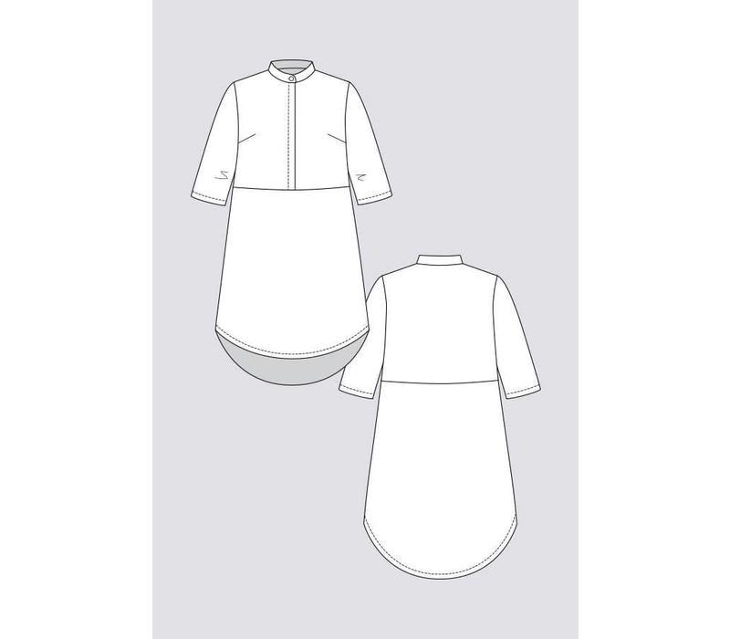 Helmi Tunic Dress // Blouse