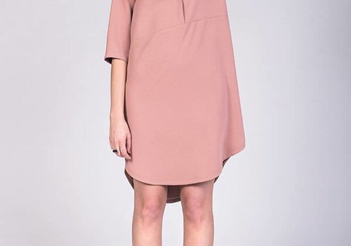 Named Helmi Tunic Dress // Blouse