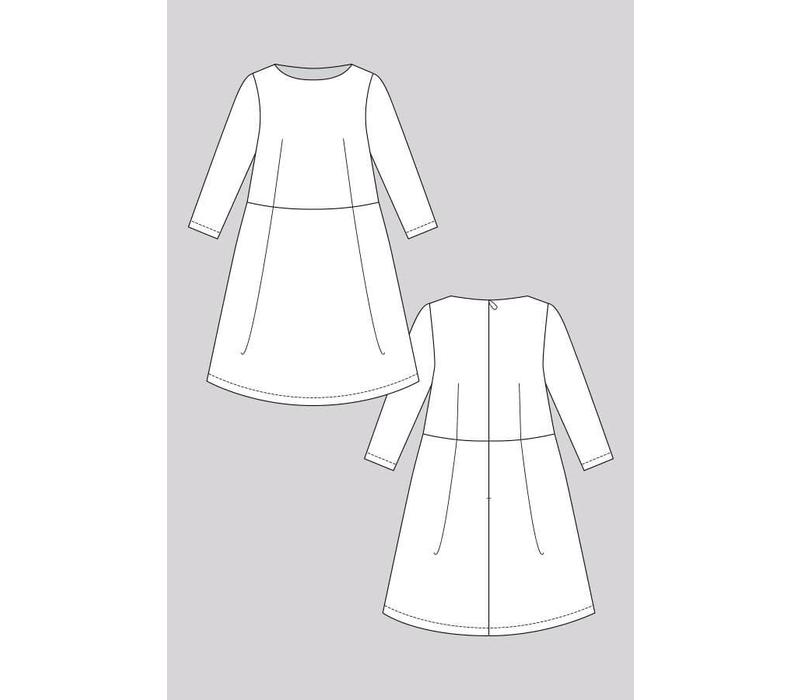 Lexi A-Line Dress // Shirt