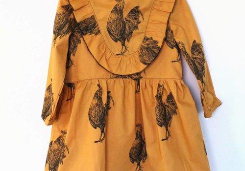 Iris May Robin Dress Oekeboeleke