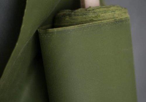 De Stoffenkamer DRY Oilskin Grass Green