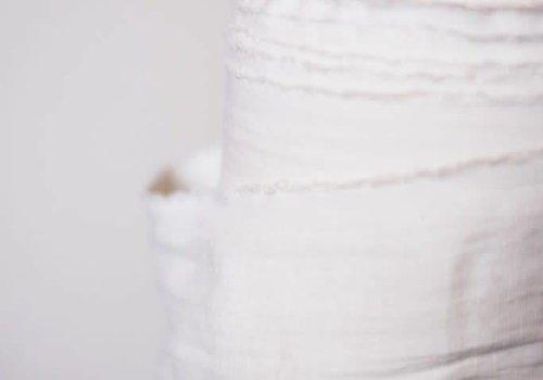 De Stoffenkamer Washed Linen Milk