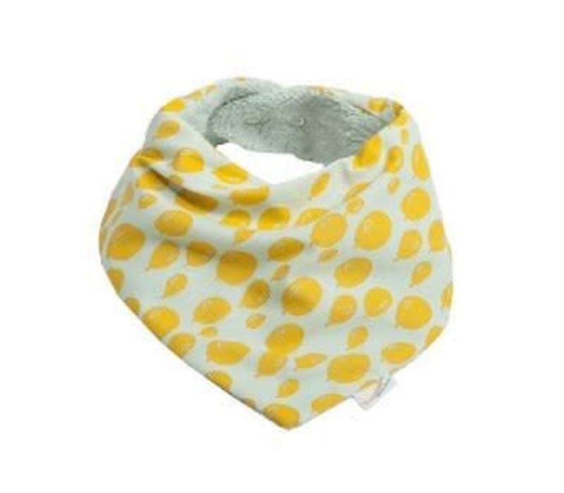 Towel Balloon Yellow