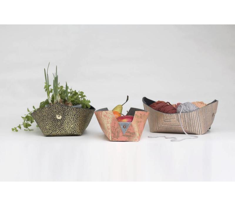 DIY basket By Lotte Martens - Coreo