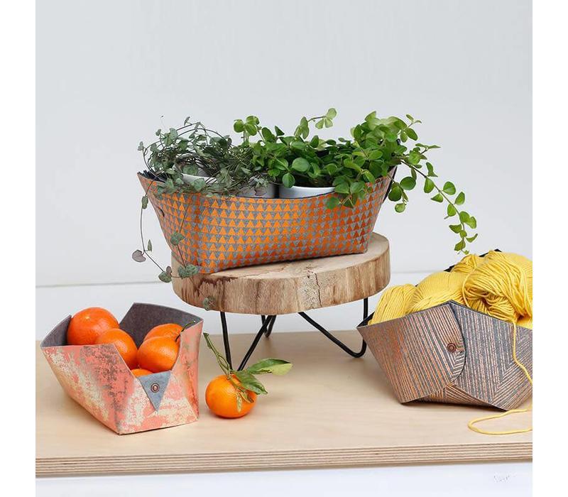 DIY basket By Lotte Martens - Hendrickx
