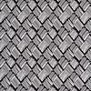 De Stoffenkamer Summer Sweater black tiles
