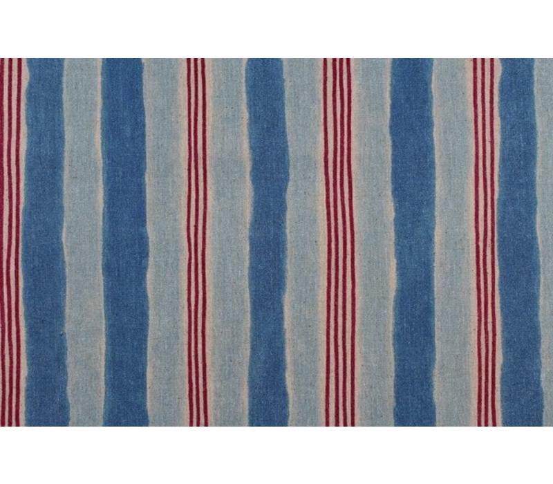 Trefle stripes Canvas