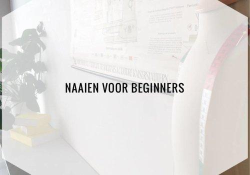 Workshop voor beginners 1, 8, 15 & 22/10