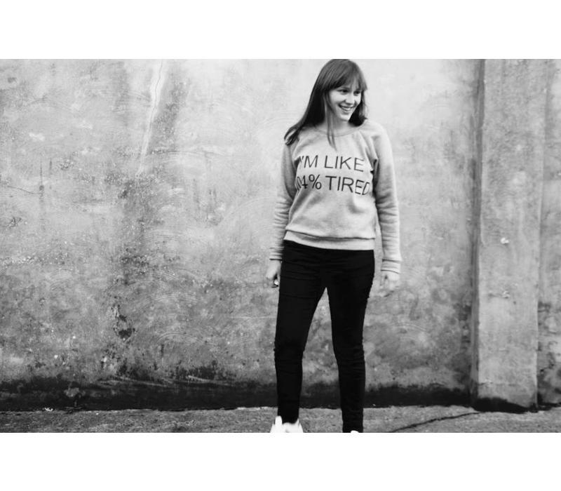 Workshop Sweater dames - heren 9/10