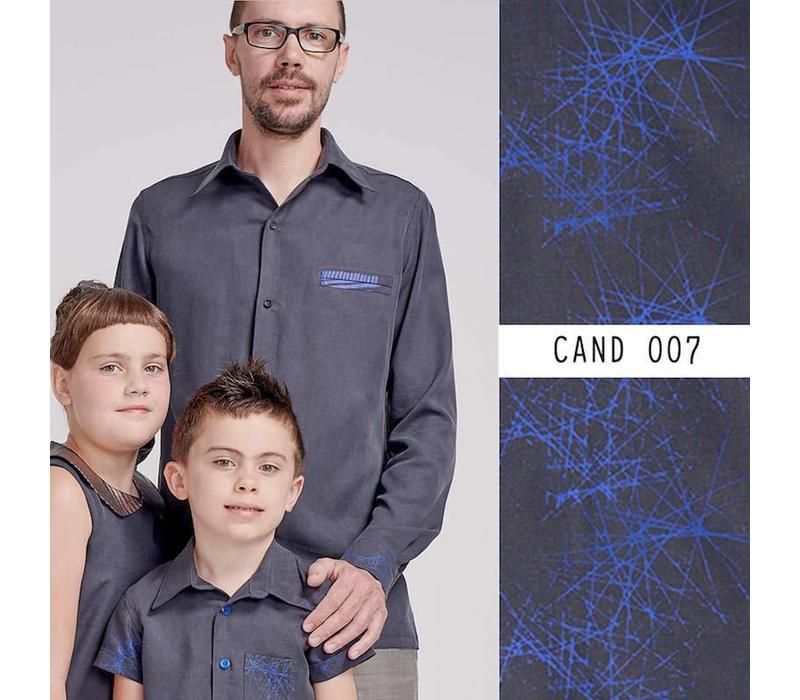 Eye Candy - Allium Blue 007