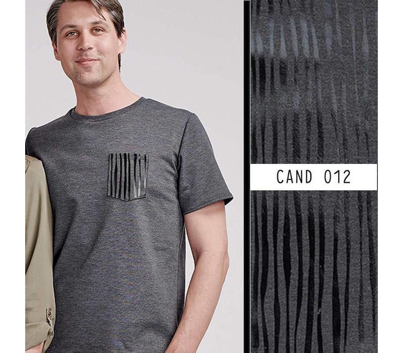 Eye Candy - Zilt dark grey 012