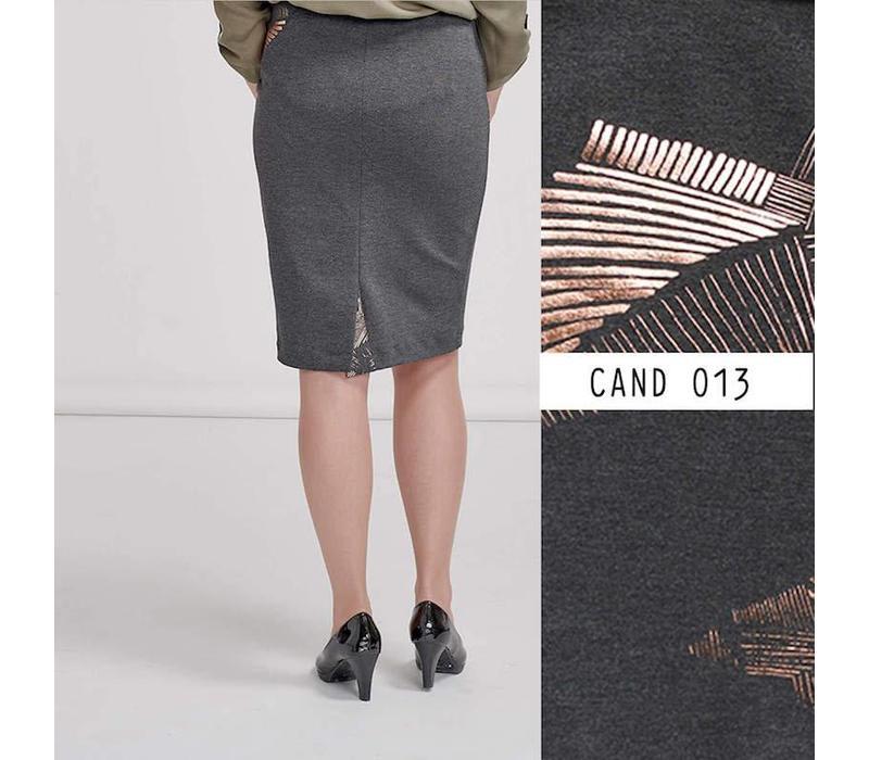 Eye Candy - Carex dark grey 013
