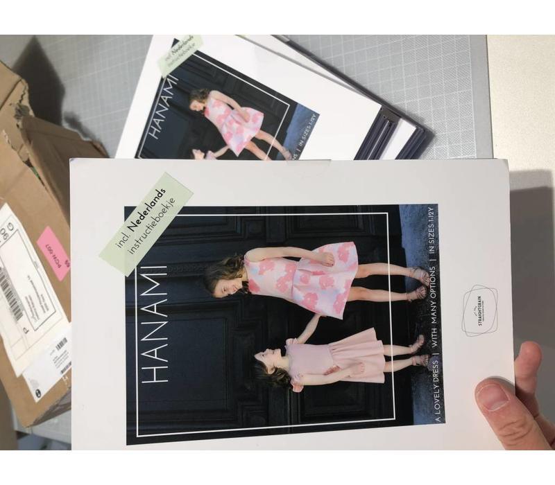 Hanami Straightgrainpatterns