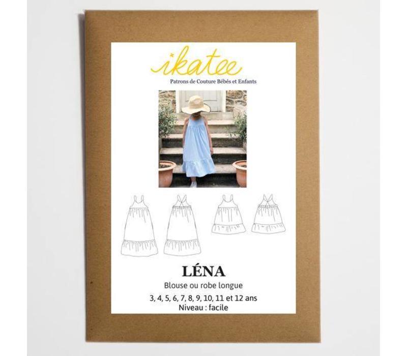 Lena Dress & Blouse - kids