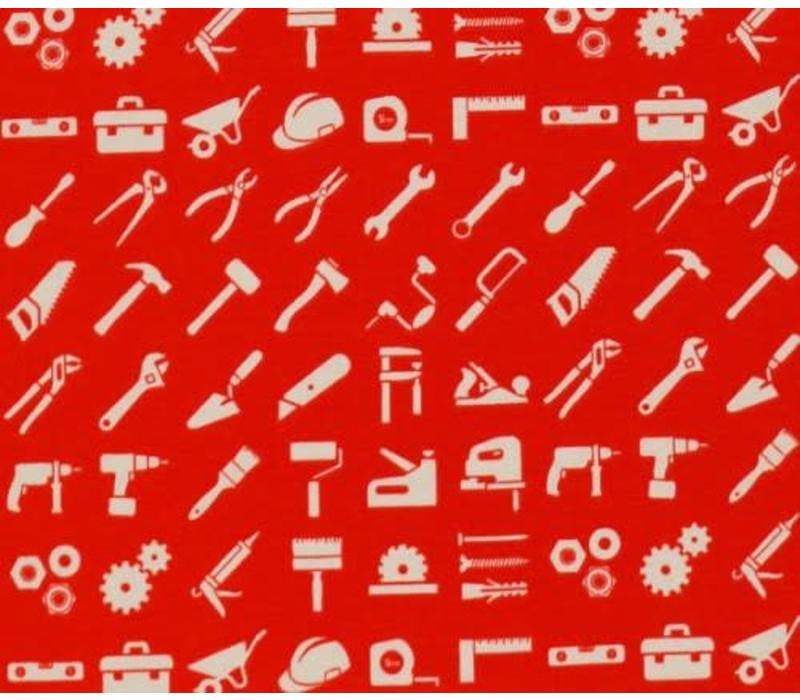 BIO Tricot red tools