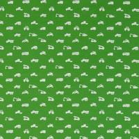 BIO Tricot green cars