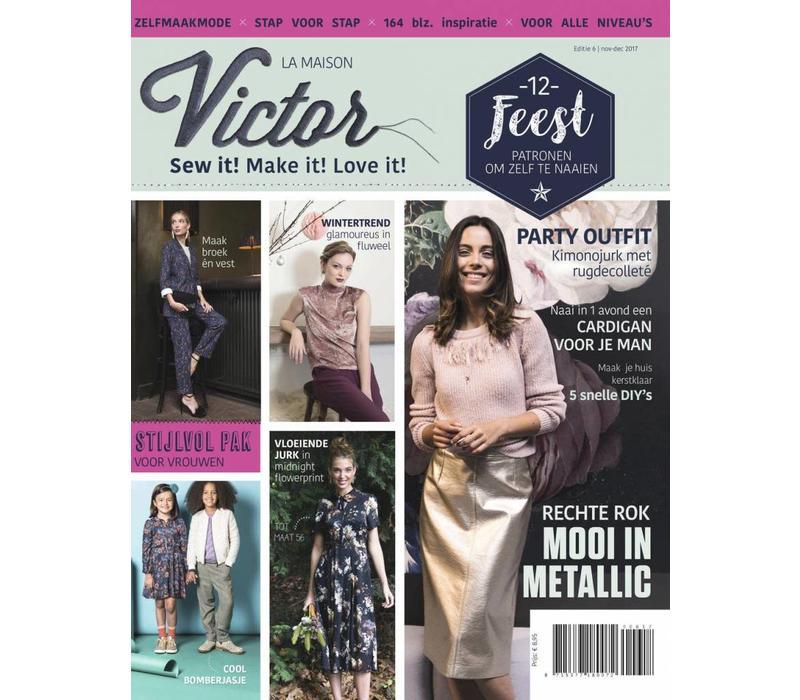 La Maison Victor Magazine Nov-Dec '17