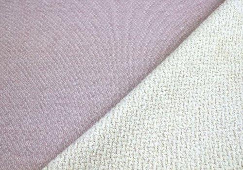De Stoffenkamer Sweater zigzag pink