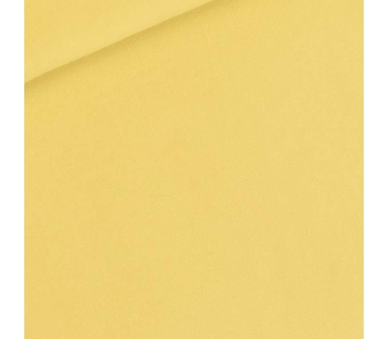UNI French Terry Sulphur Yellow