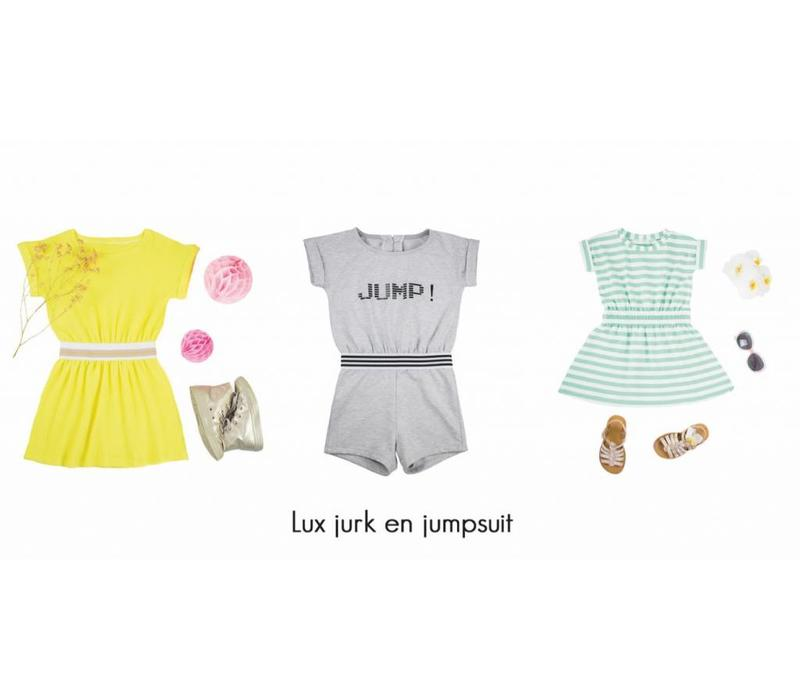 Lux jurk & jumpsuit - Bel'Etoile