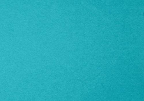 De Stoffenkamer Boordstof felturquoise
