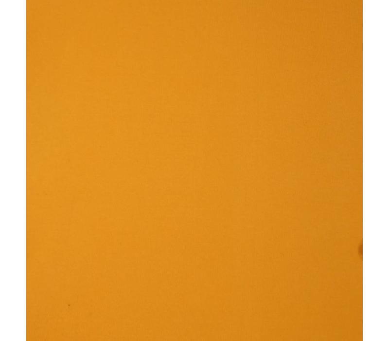 Boordstof warm oranjegeel