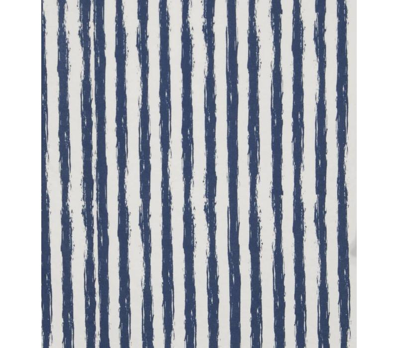 Crooked stripes navy