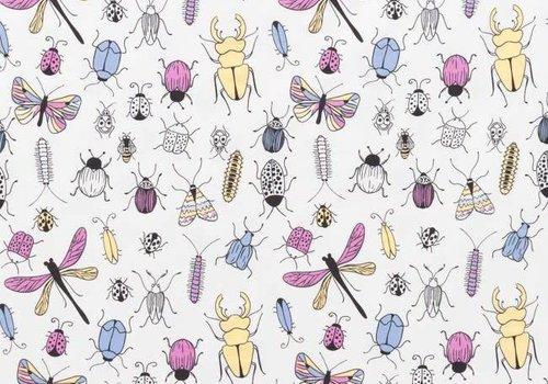 De Stoffenkamer UV tricot bugs
