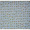 Robert Kaufman Gleaned Butterfly Blue