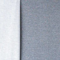 French Terry Multicolour Grey