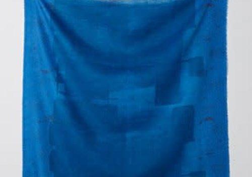 Nani Iro Double Gauze Nani Iro - wildflower blue