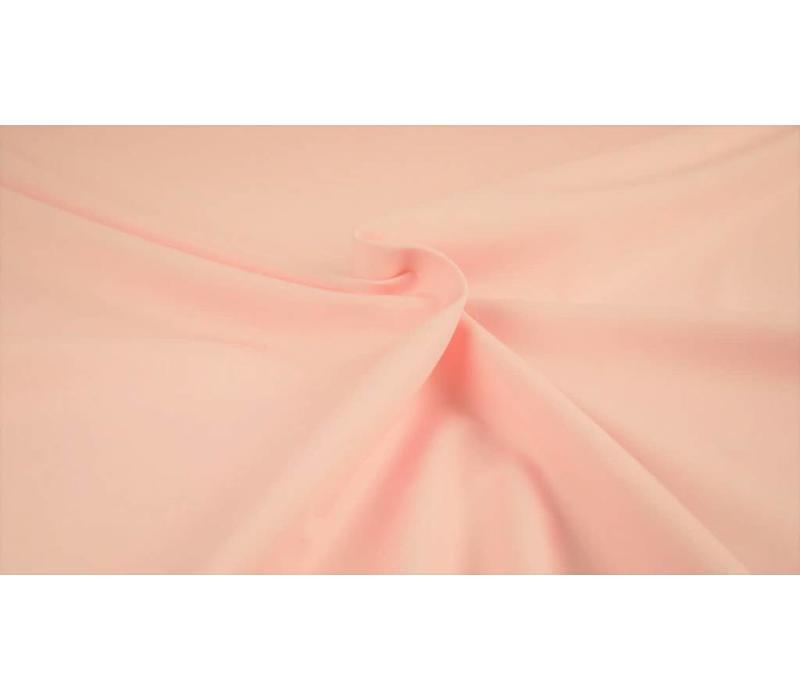 Effen katoen heel licht roze