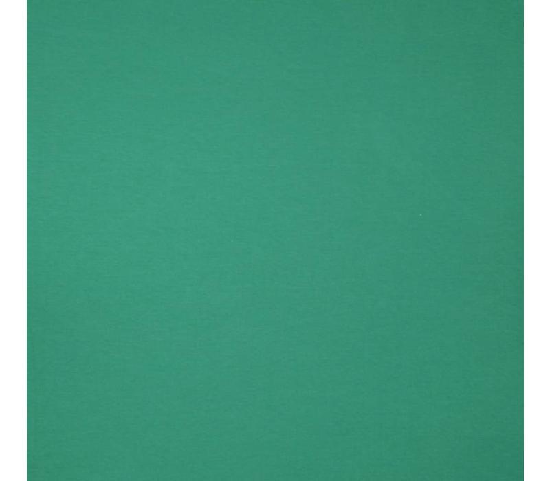 Effen tricot viridis groen