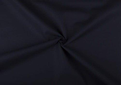 De Stoffenkamer Canvas gabardine donkerblauw