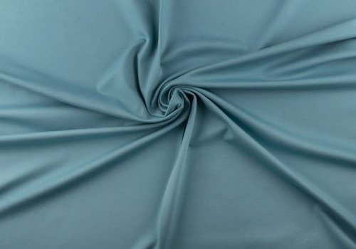 De Stoffenkamer Extra dik tricot Turquoise