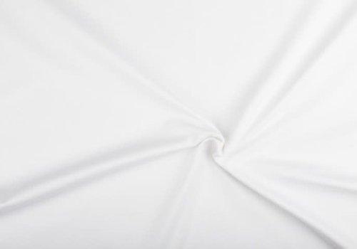 De Stoffenkamer Extra dik tricot wit