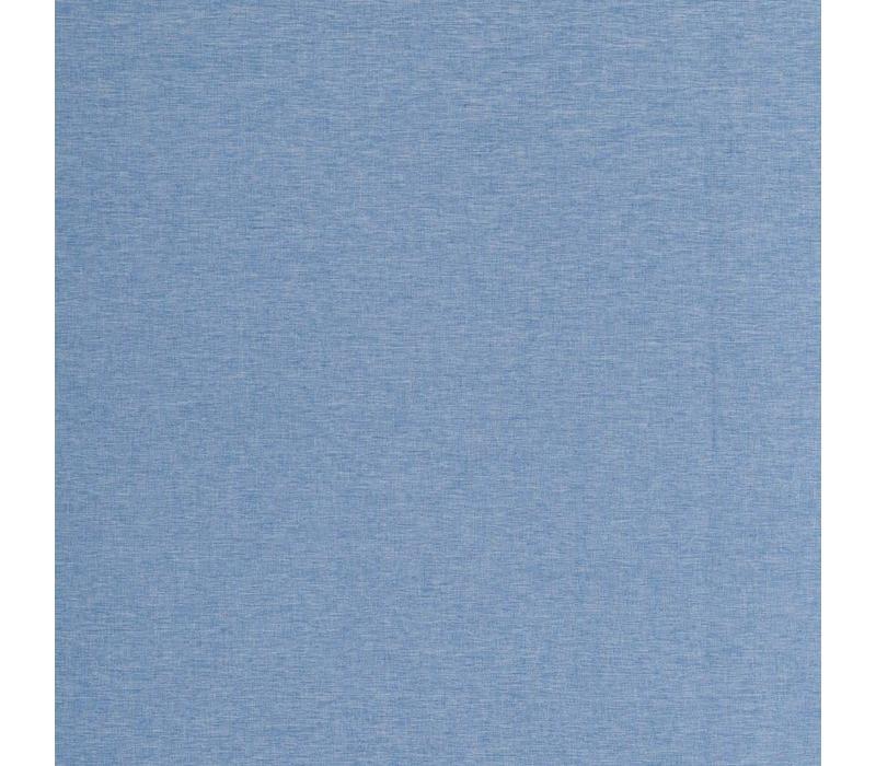 Softshell Melange denimblue