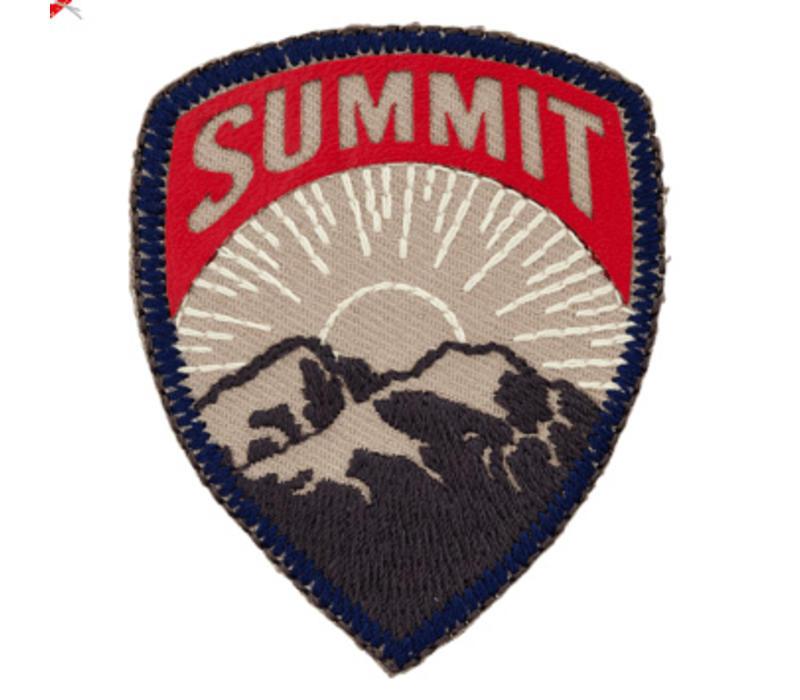 Strijkapplicatie Summit