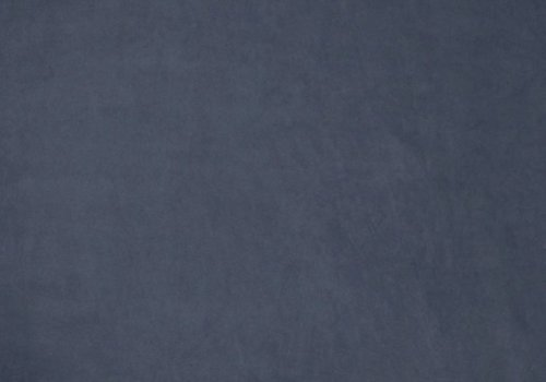 De Stoffenkamer Soepele Suede Grijsblauw