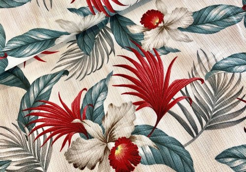Sevenberry Canvas relief flowers