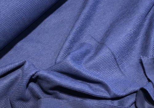 Structuur Tricot Blauw