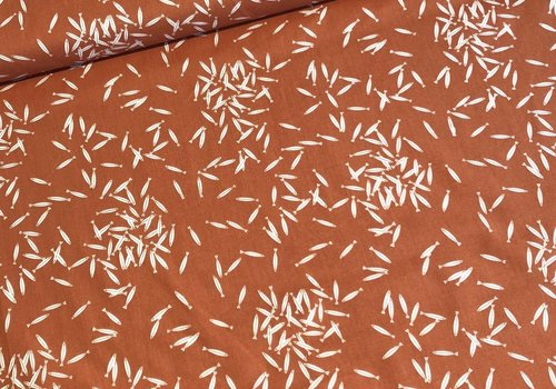 Birch cotton fishies rust