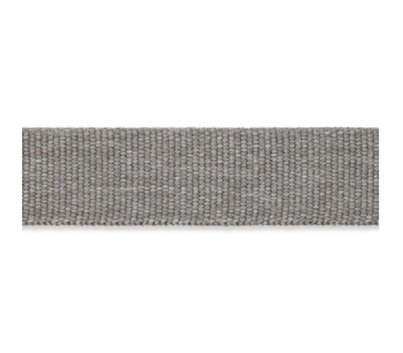 Tassenband grijs melange