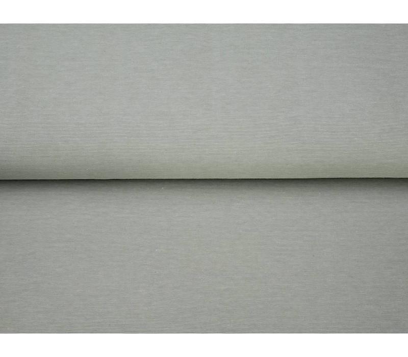 Mini stripes Mint white