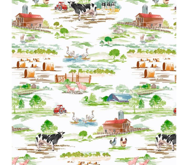 Cotton Silo Farm