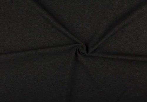 De Stoffenkamer Extra dik tricot donkergrijs melee