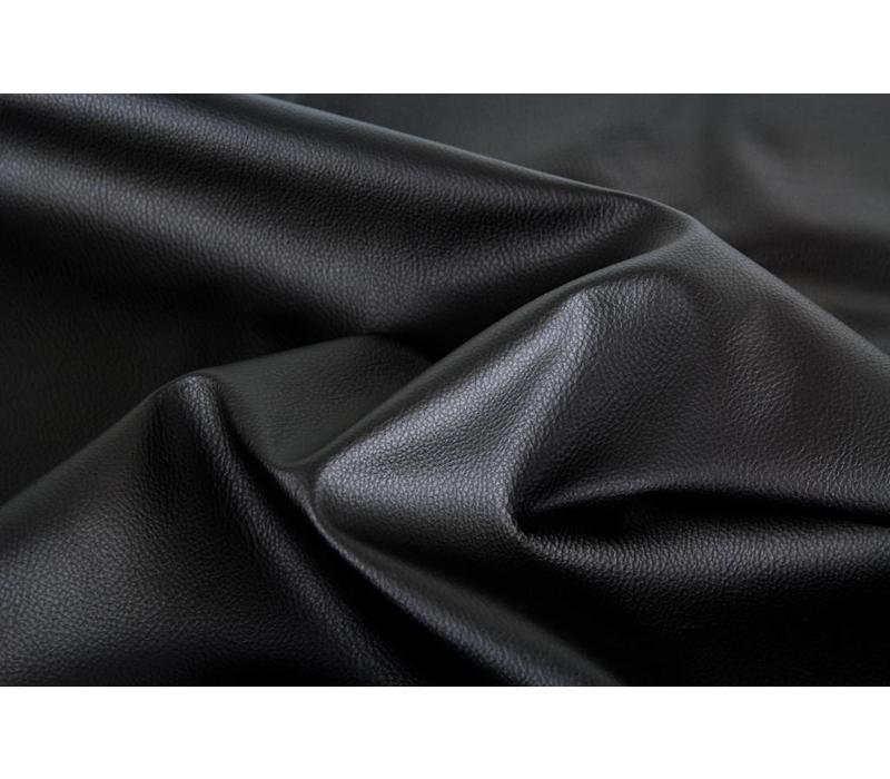 Faux-Leather Black