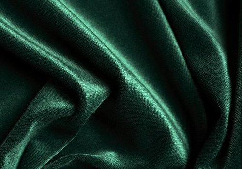 De Stoffenkamer Fluweel Velvet emerald
