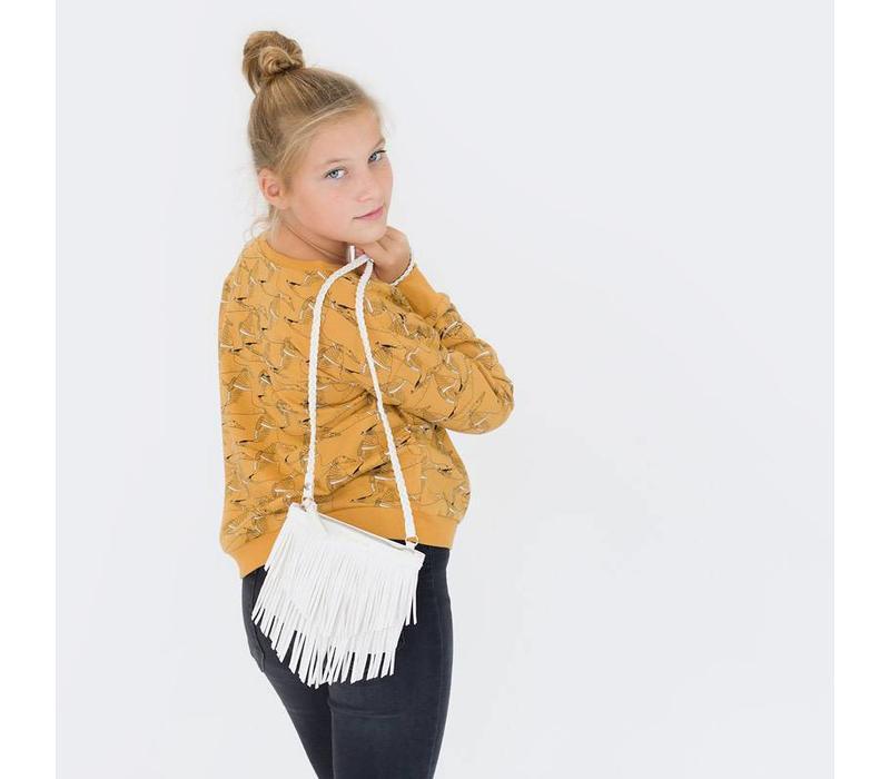 SYAS Sweater ducks clay oker