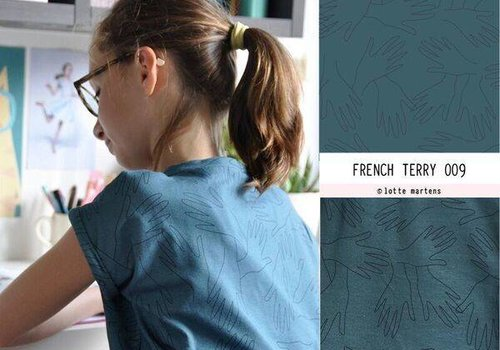 Lotte Martens French Terry - 009
